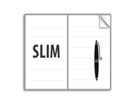 Slim Wirebound