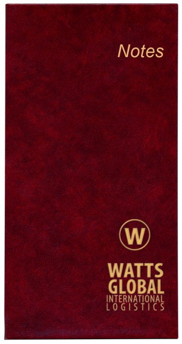 Slim Notebook Wine