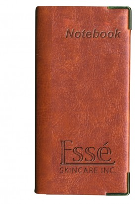 Slim Pocket Notebook soft Sheen