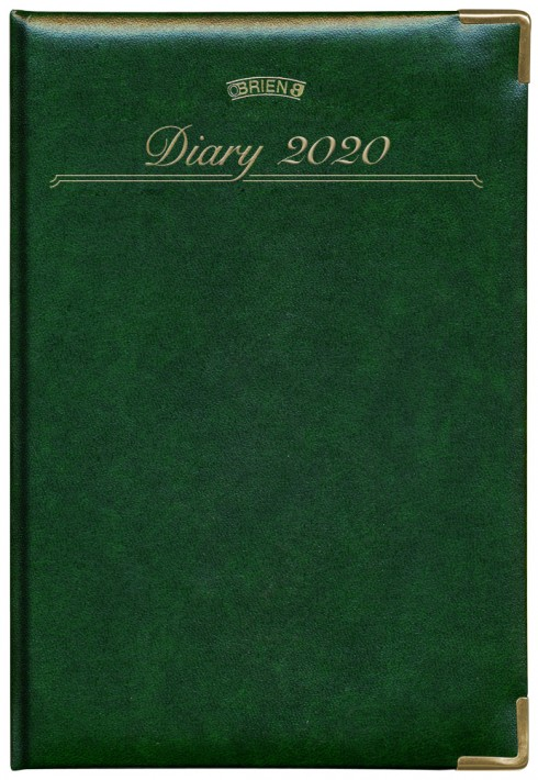 Marble-Green-Padded 2020